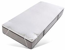 Topper »Microaktiv 5,0«, Jekatex, 5,0 cm hoch, Raumgewicht: 50, Viscoschaum. In verschiedenen Größen erhältlich