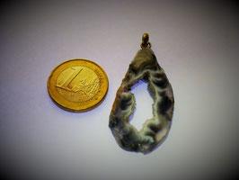 Geodenscheibe (Anhänger Silberöse)