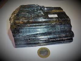 Turmalin schwarz (969g) Unikat