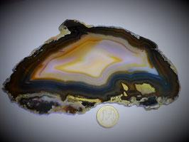 Achatscheibe (bis 200g)