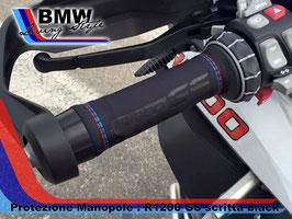 Copri manopole Color  R1200GS Nero style