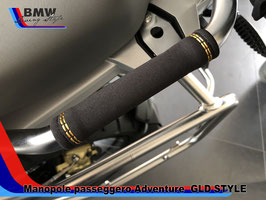Grips Passeggero per GS ADVENTURE EXCLUSIVE STYLE