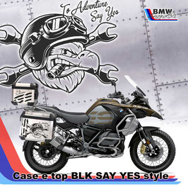 Pellicola per  CASE ALU  SERIE ADVENTURE -  Say Yes Style