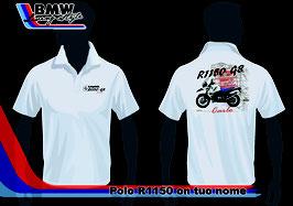 POLO R1150 GS con nome
