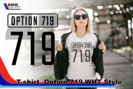 T-SHIRT OPTION 719 FNT Style