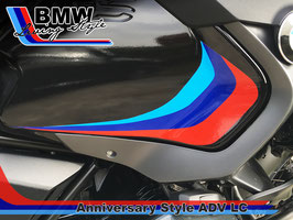 Kit Adesivo Serbatoio Anniversary iconic per GS Adventure LC