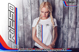 T-SHIRT R 1250 COMPASS STYLE