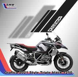 Grafica 2021 Style Triple Black 1250