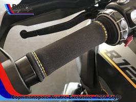 Coprimanopola  Exlcusive 1250 neutre  Color Grigio Giallo