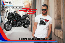 T-SHIRT  R 1250 RS FNT Style