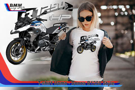 T-SHIRT NEW R 1250 GS  STYLE