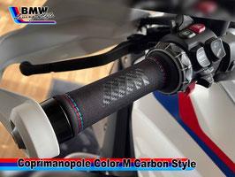 Copri manopole Color M Carbon