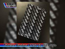 Bandana Tubolare R1250GS 2021 Style multi funzione