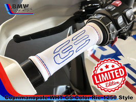 Coprimanopola  WHT GS 1250 Ricamo Color Limited