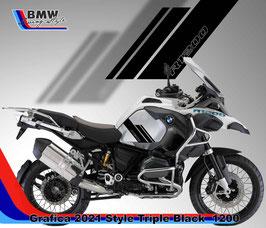 Grafica 2021 Style Triple Black 1200