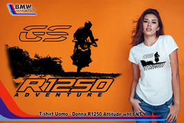 T-SHIRT  R 1250 GS ATTITUDE  STYLE