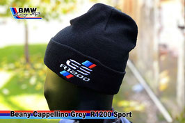 Cappellino Beanie BLACK GS R1200 Style