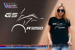 T-SHIRT TFT Style BLK