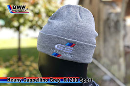 Cappellino Beanie Grey GS R1200 Style