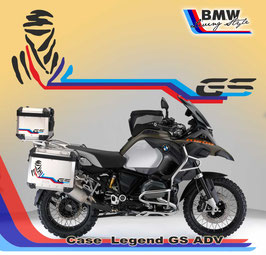 Kit  case Legend GS ADVENTURE case + top case
