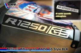 Pellicole Angolari Rifrangenti R1250GS style