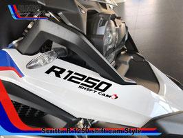 Scritta R1250 Shift cam