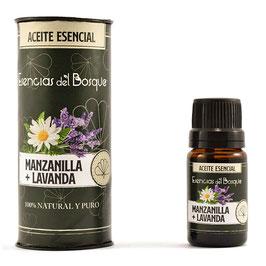 Manzanilla + Lavanda Aceite Esencial