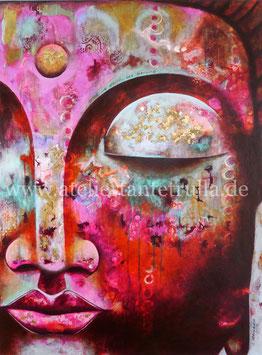 """Kunstdruck """"Buddha III"""""""
