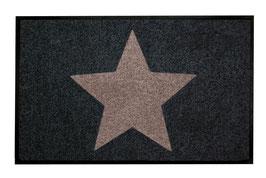 Big Star midnight taupe - waschbar -