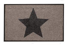 Big Star Taupe -waschbar -
