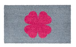 Kleeblatt pink
