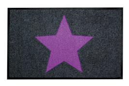 Big Star Purple - waschbar -
