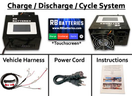 RB CDC Charge / Discharge / Cycle System