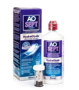 aosept hydraglyde alcon