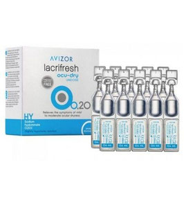 LACRIFRESH OCU-DRY 0.20%