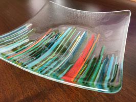 Glasschälchen in außergewöhnlichem Design