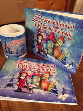 WEIHNACHTSSET - STERNENREIHE Weihnachtsband