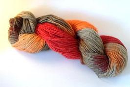 """Sockenwolle """"Herbstlaub"""""""