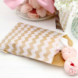 "Candy Bar Tüte ""Chevron"""