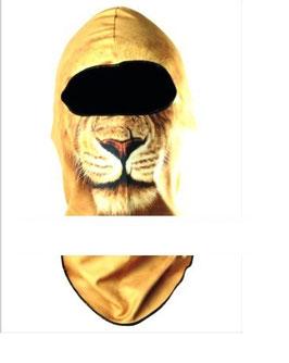 Kopf pariser Löwe