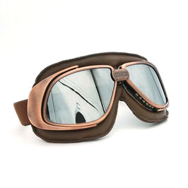 Retro Motorrad Brille / NEU