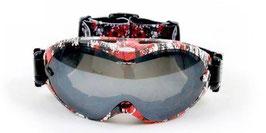 Ski - Brille Red Ninja OKEY