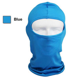 Kopf Pariser / Blau