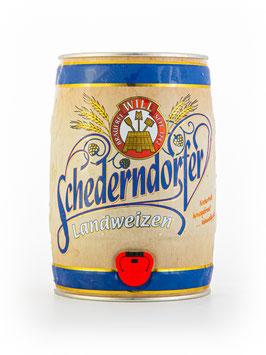 Schederndorfer Landweizen - 5 Liter Partyfass