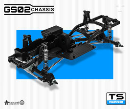Gmade GS02 TS Chassis-KIT