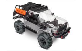 TRX4 SPORT KIT – 1:10 Crawler-Bausatz inkl. Karosserie + Zubehör-Kit - OHNE Elektronik für Individualisten