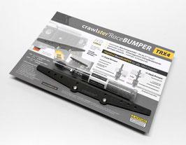 crawlster®RaceBUMPER – HighTech für TRAXXAS TRX4 Crawler