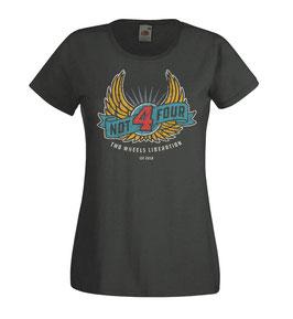T-shirt Women Not 4 four Indian