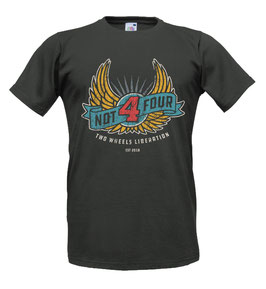 T-shirt Not 4 four Indian