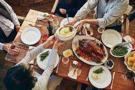 Sunday Roast I (Mittagessen)